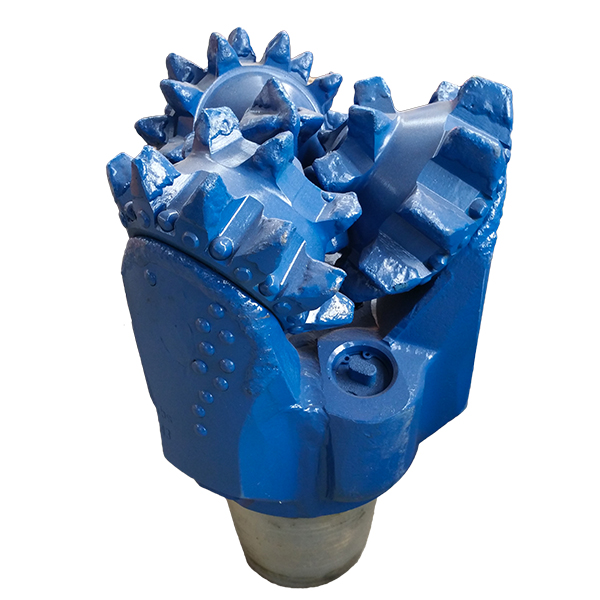 8-1/2''-TCB-ST-216-Tricone Bit with Steel Milled Teeth