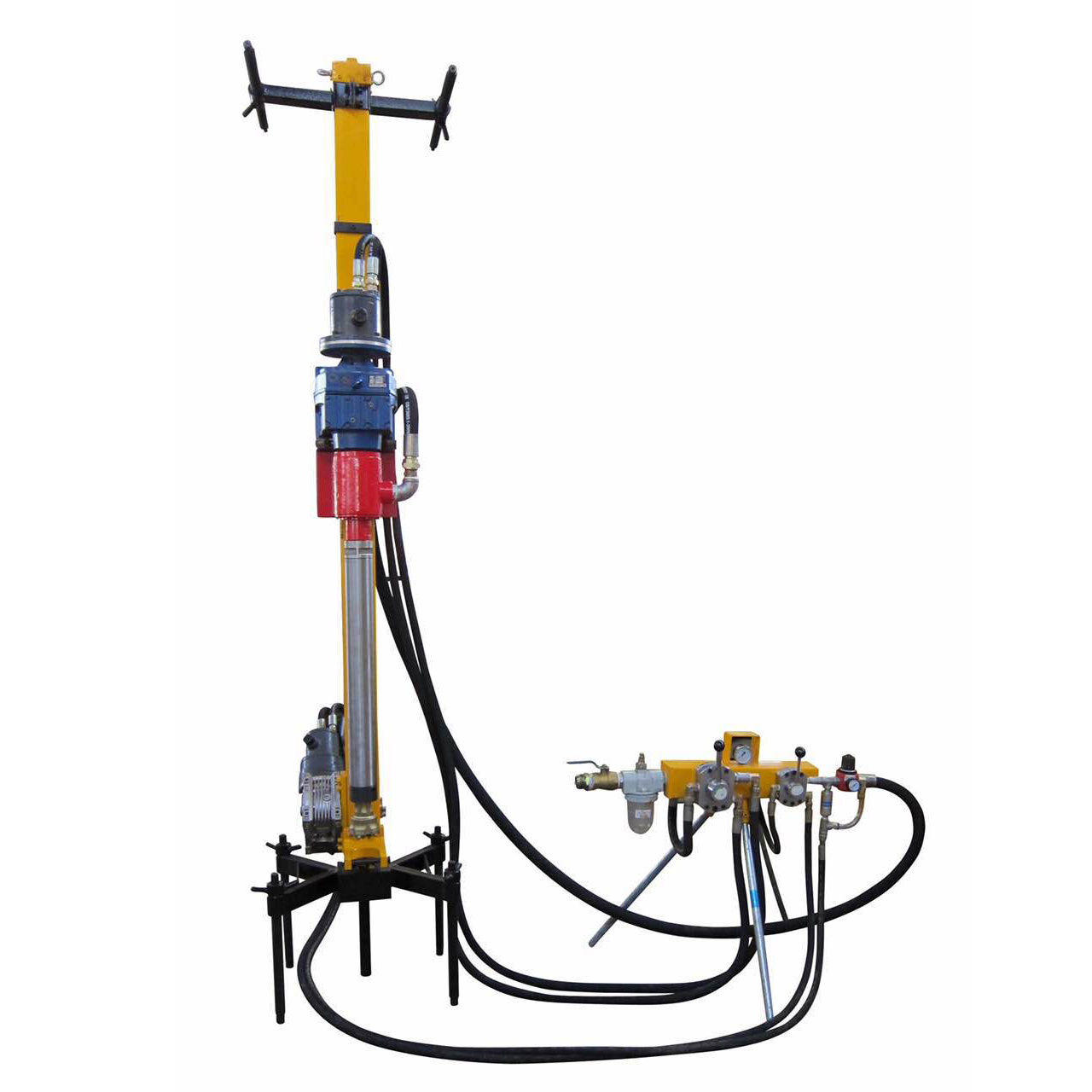 PD65-90B Pneumatic DTH Drilling Machine