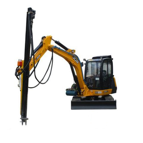 Rock Drill Attachment for Excavator