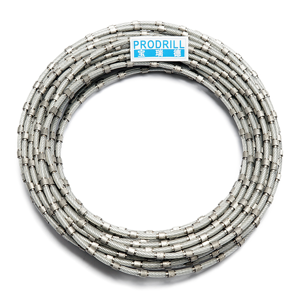 ProWire Diamond Wire for Multi Wire Machine for Granite Block Cutting into Slabs