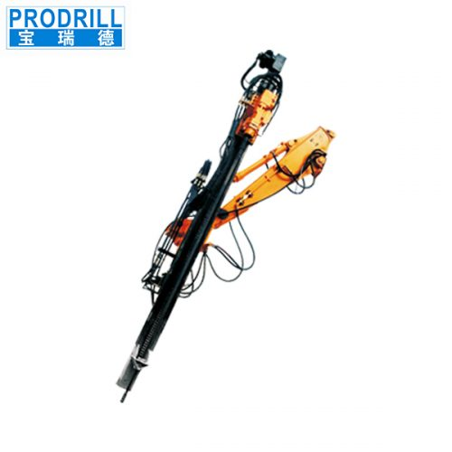 PD45 EXCAVATOR MOUNTED ROCK DRILL