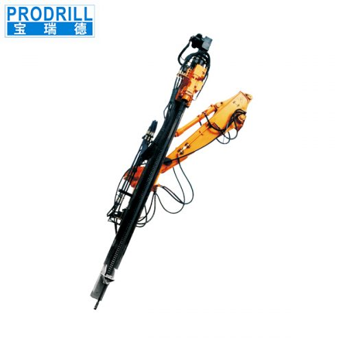 PD90 EXCAVATOR MOUNTED ROCK DRILL